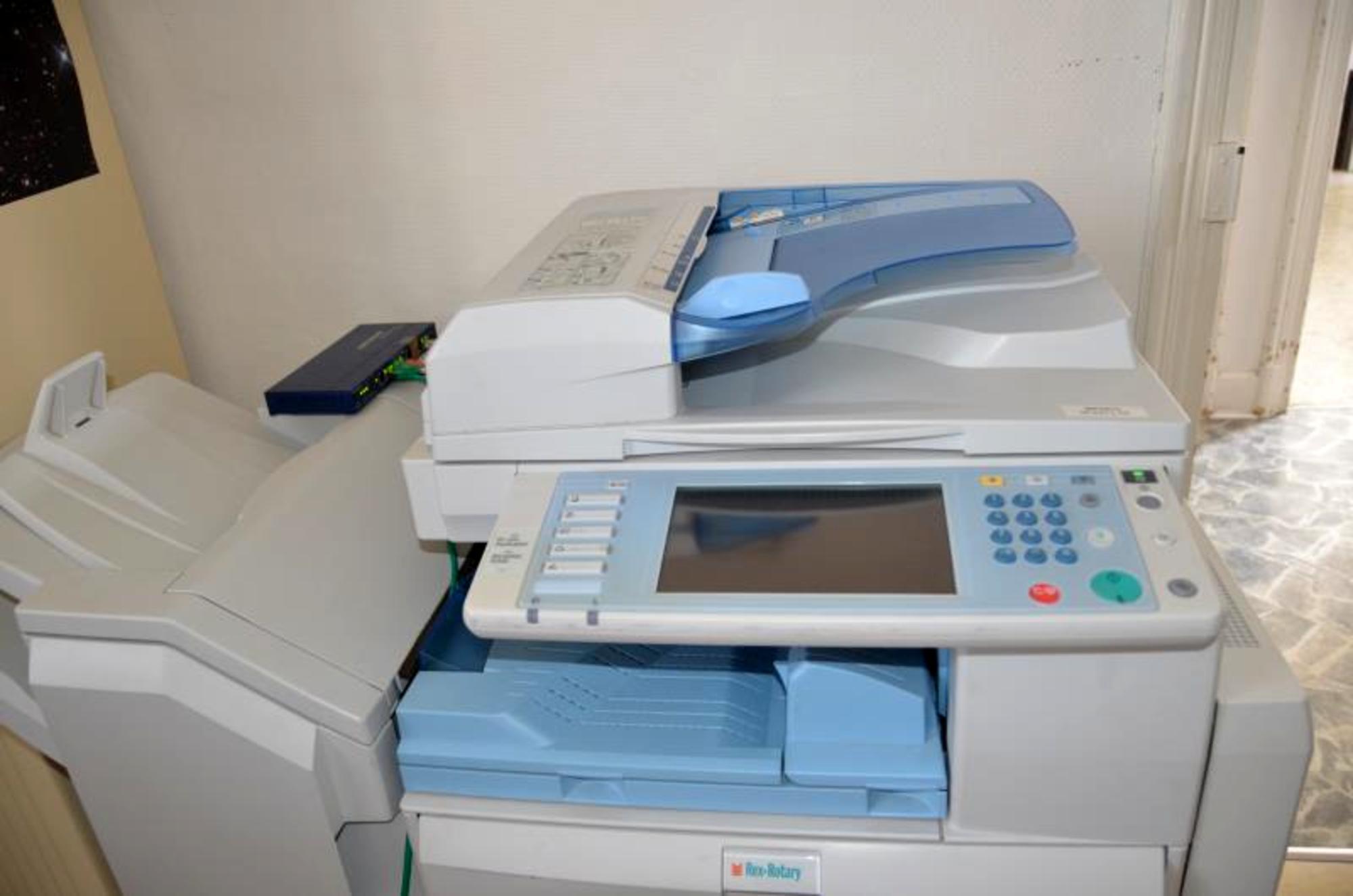 imprimante fax scanner photocopieur copieur imprimante. Black Bedroom Furniture Sets. Home Design Ideas