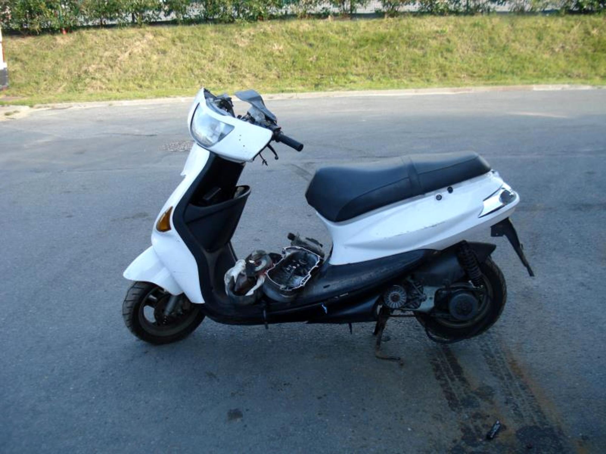 moto scooter 80cm3
