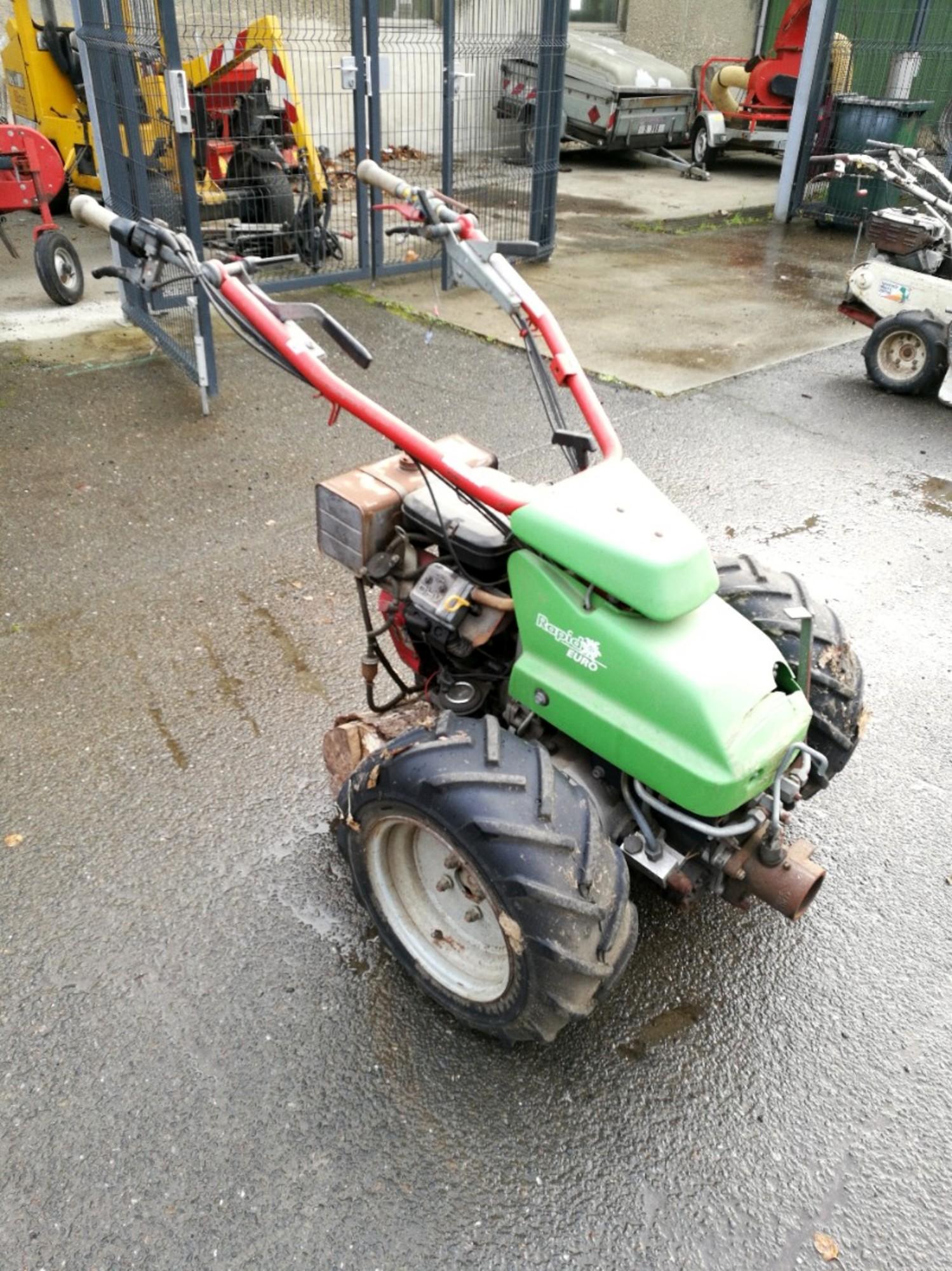 Motoculteur rapid euro 4 2000 b638 entretien espace for Espace vert 2000