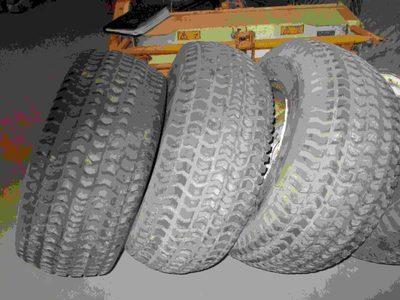 5 roues pi ces pour dumper pel job entretien espace for Espace vert job