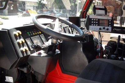 Image du produit: T9 reform transporteur avec saleuse+lame