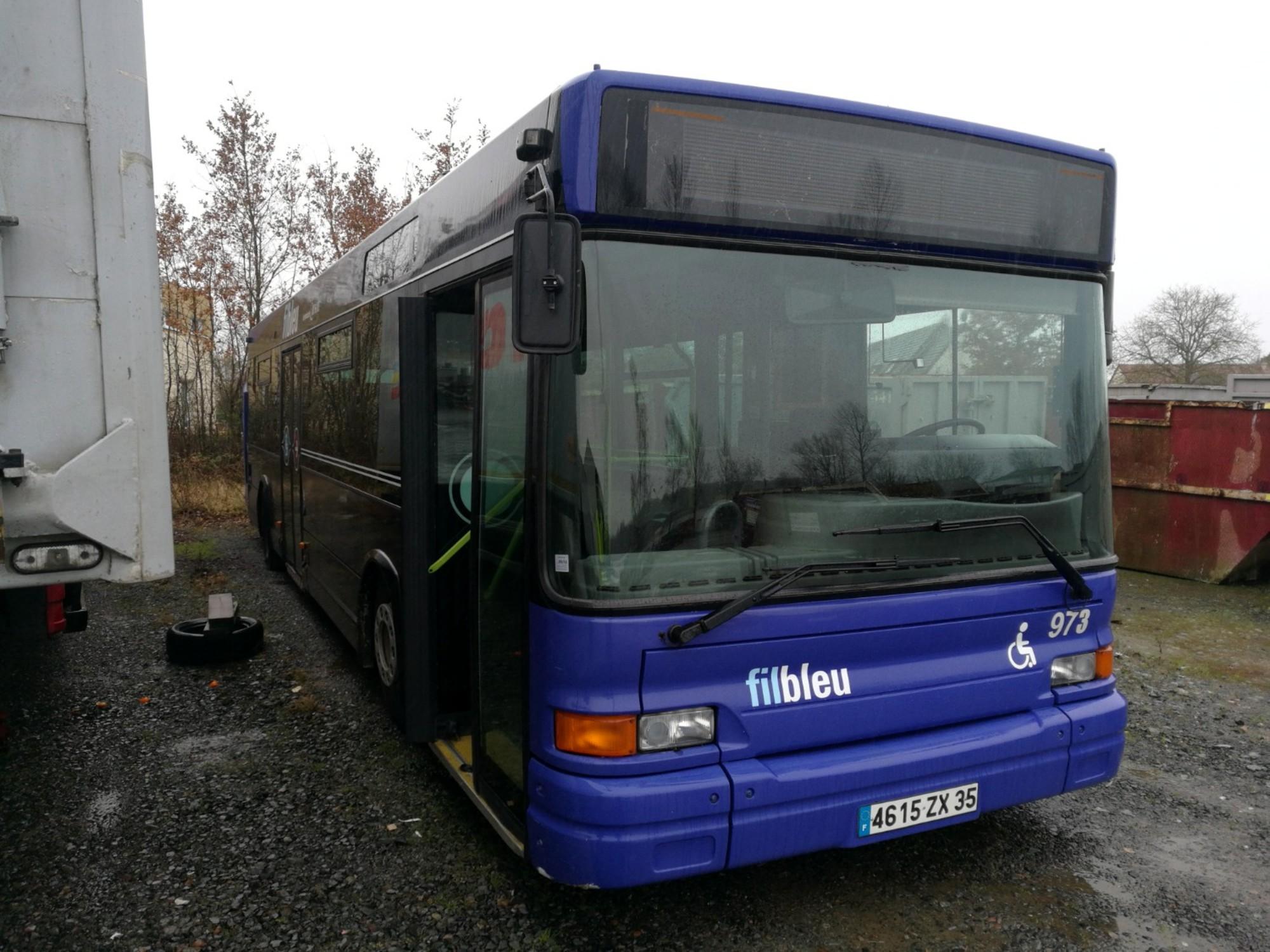heuliez gx327 973 car bus d 39 occasion aux ench res. Black Bedroom Furniture Sets. Home Design Ideas