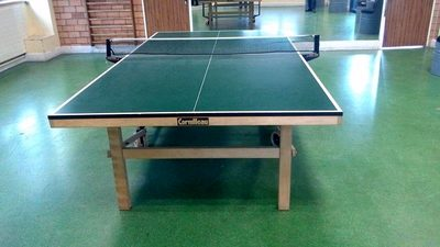 Table de ping pong cornilleau sport d 39 occasion aux - Dimension table de ping pong cornilleau ...