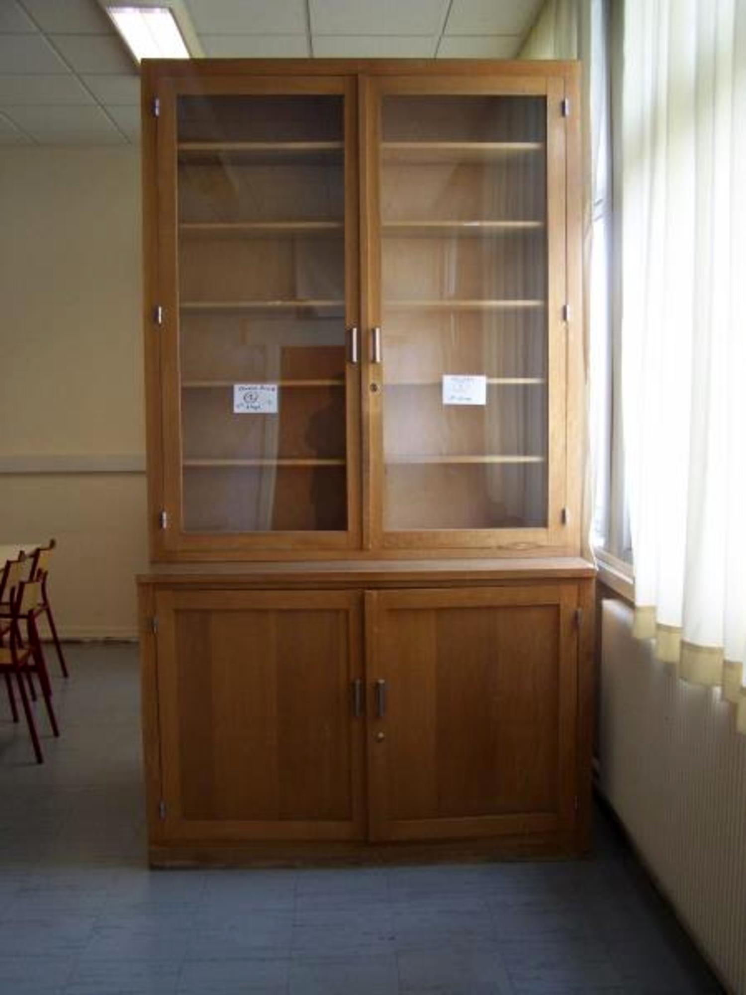 armoire biblioth que rangement d 39 occasion aux ench res agorastore. Black Bedroom Furniture Sets. Home Design Ideas