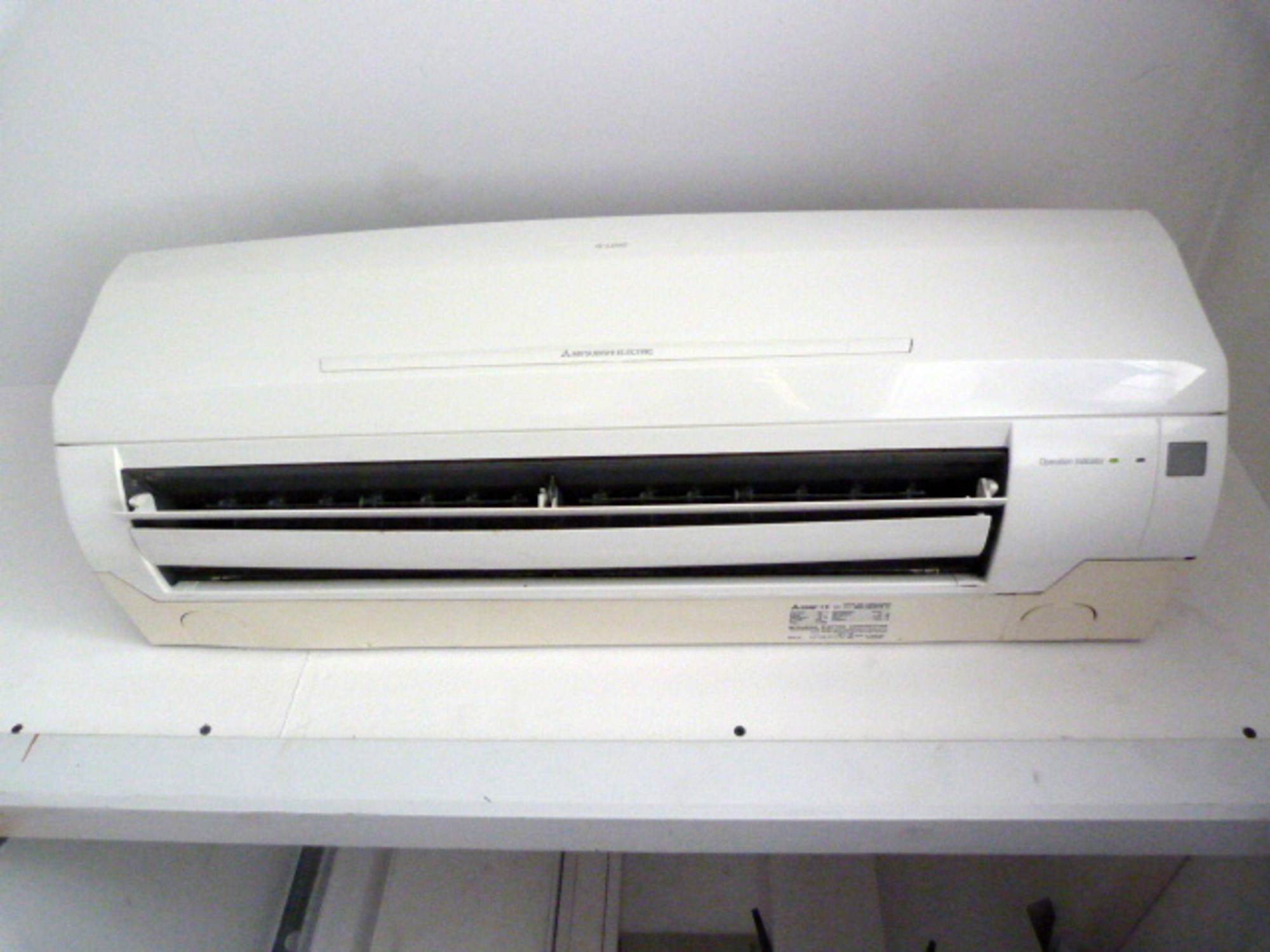 Pompe a chaleur air air mitsubishi electric mu ga35vb - Pompe a chaleur air air mitsubishi ...