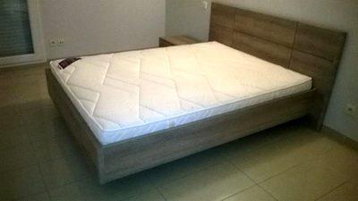 cadre de lit imitation bois autres mobiliers d 39 occasion aux ench res agorastore. Black Bedroom Furniture Sets. Home Design Ideas