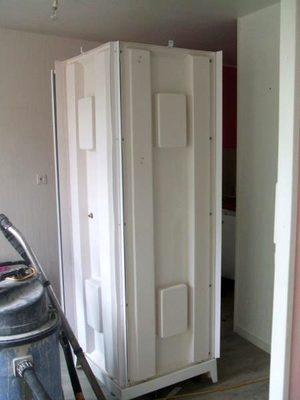 2 cabines de douche autres mobiliers d 39 occasion aux - Cabine de douche occasion particulier ...