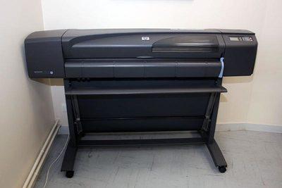 traceur hp designjet 800 hors service pour pi ces copieur imprimante d 39 occasion aux. Black Bedroom Furniture Sets. Home Design Ideas
