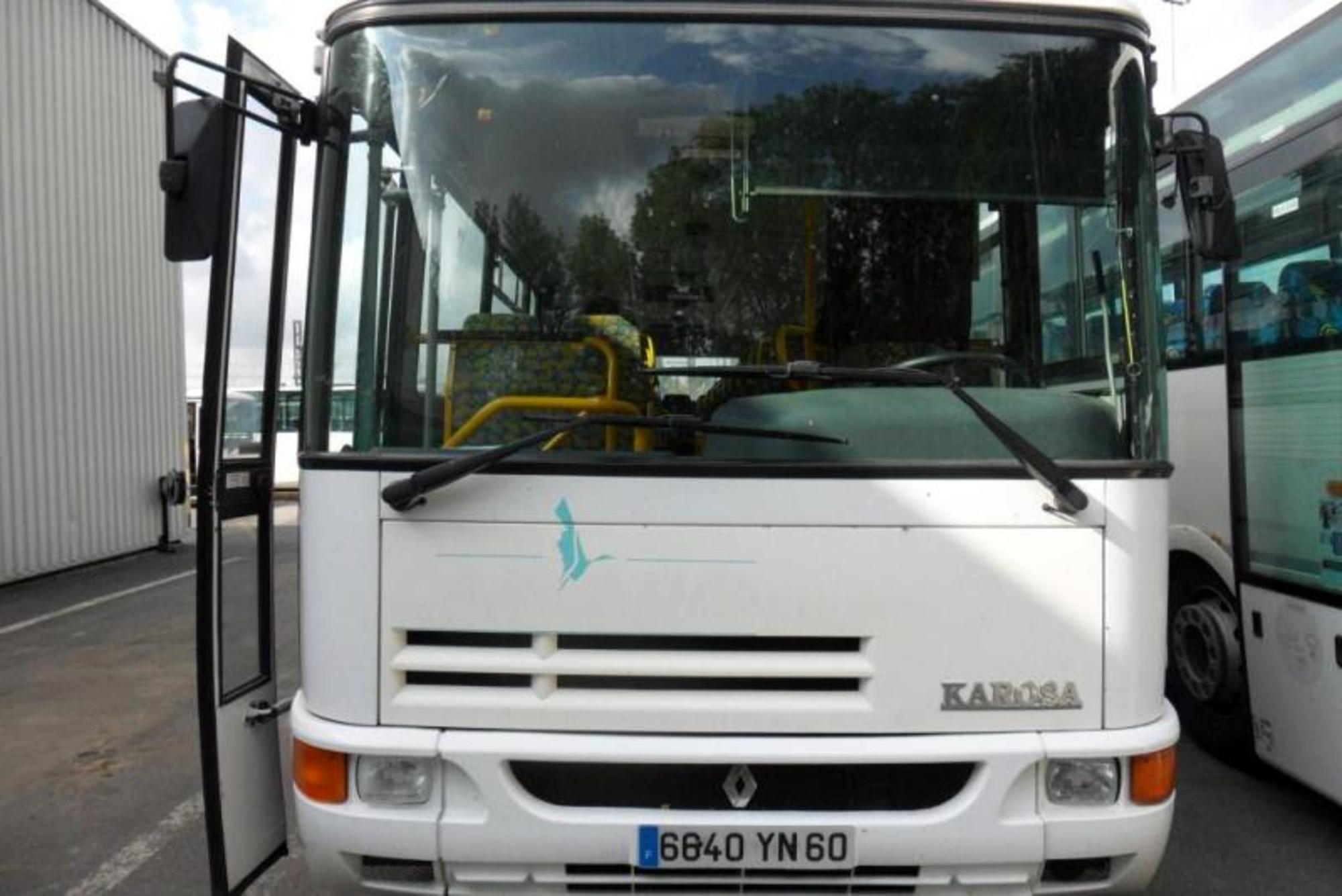 recreo karosa 1079 car bus d 39 occasion aux ench res agorastore. Black Bedroom Furniture Sets. Home Design Ideas