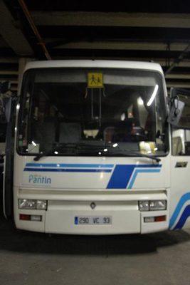 Car renault fr1 car bus d 39 occasion aux ench res for Renault garage pantin