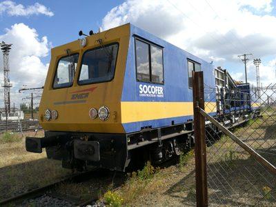 Engins d'inspection des tunnel Socofer - 651