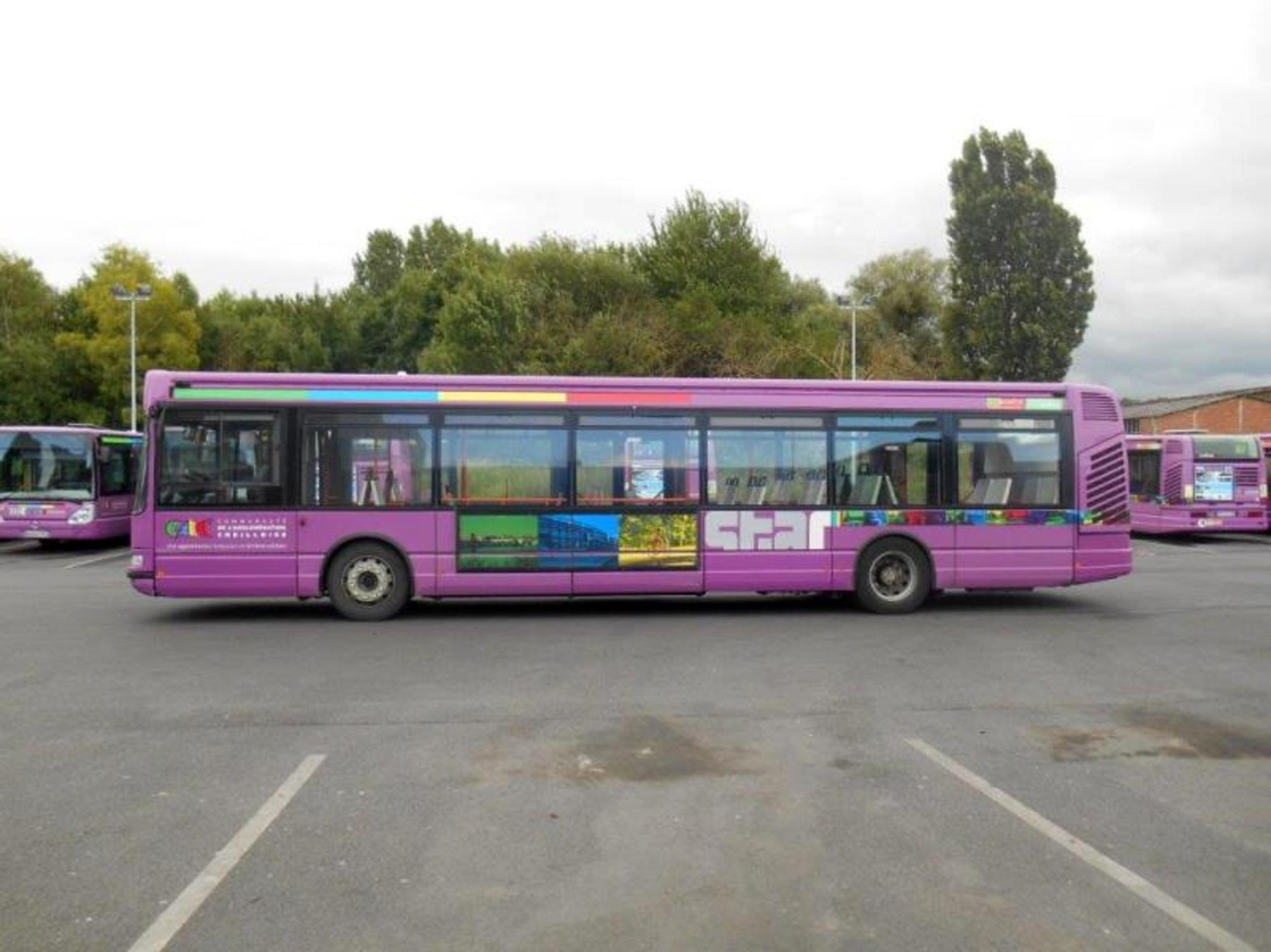 bus renault agora standard car bus d 39 occasion aux. Black Bedroom Furniture Sets. Home Design Ideas