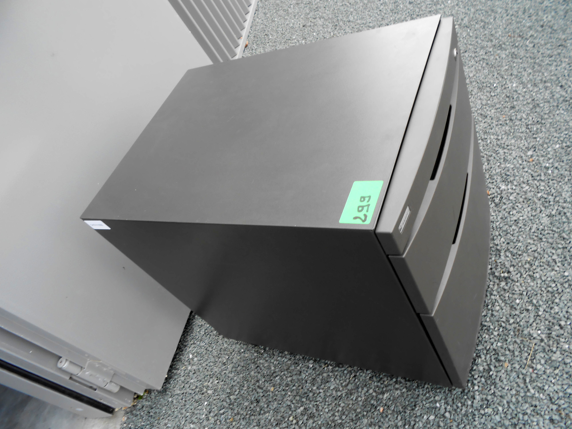 caisson 3 tiroirs rangement d 39 occasion aux ench res. Black Bedroom Furniture Sets. Home Design Ideas