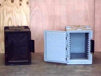 caisse isotherme garde chaud equipement de cuisine d. Black Bedroom Furniture Sets. Home Design Ideas