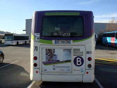 Heuliez gx 70790 car bus d 39 occasion aux ench res for Horaire de bus salon aix